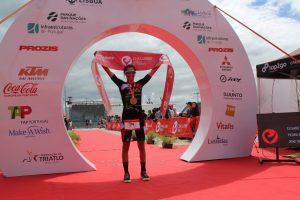 Powerful wins by Ruedi Wild and Elisabetta Curridori at CHALLENGE LISBOA