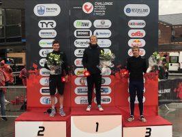 Sara Svensk and Mathias Lyngsø Petersen triumph at GARMIN CHALLENGE HERNING