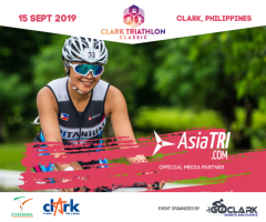 Here are the Winners of the Free Slots to the 2019 Clark Triathlon Classic