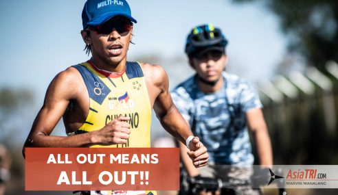 """Training: """"ALL OUT"""" means """"ALL OUT"""""""
