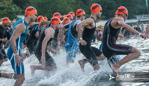 Ironman VR World Tour Makes a Stop in Asia Highlighting the Tropical Destination of Langkawi for Ironman VR31 Malaysia