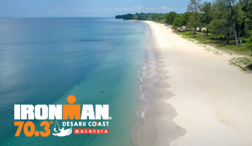 And the winner to the Ironman 70.3 Desaru Coast raffle draw is…