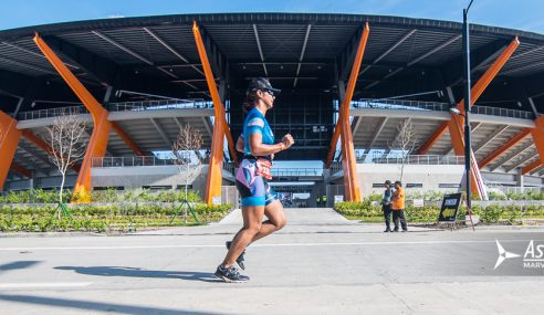 Gallery: Best Images from the 2019 New Clark City Triathlon