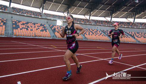Race Highlights: 2019 New Clark City Triathlon