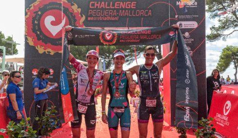 Pieter Heemeryck and Radka Kahlefeldt claim victory at the sixth edition of  CHALLENGEPEGUERA-MALLORCA 2019