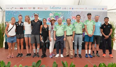 26th Laguna Phuket Triathlon to Make a Mark as Southeast Asia's Longest-standing Triathlon Race