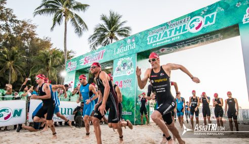 Gallery: Best Images from the 2019 Laguna Phuket Triathlon