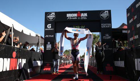 Joe Skipper (Great Britain) and Jacqui Giuliano (USA) Claim Victories at the 2019 Ironman Florida