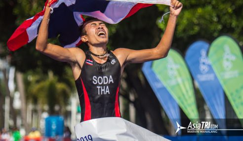 Gallery: Best Images from the Mixed Relay Duathlon-SEA Games 2019