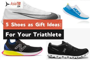 5 Shoes as Last-minute Gift Ideas for your Triathlete