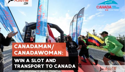 Take Part in the Extreme Canada Triathlon Man / Woman 2020! Win Registration and Transportation to Canada!