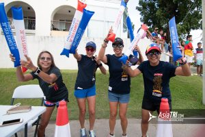 How to Involve your Friends and Family in your Tri-Journey