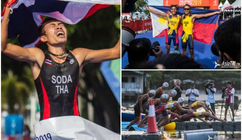 2019 Southeast Asian Games Review: Philippines still the powerhouse at Triathlon; More Parity at Duathlon