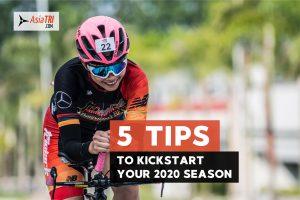 5 Tips to Kickstart your 2020 Triathlon Season