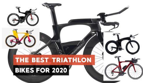 The Best Triathlon Bikes for 2020