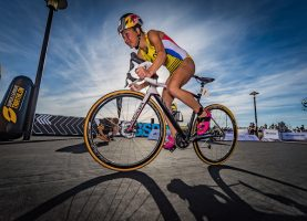 All-Star Athletes Challenge Triathlon Champions at First-Ever 'Super League Triathlon Neom 2020: The Opener
