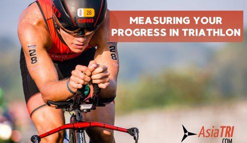 Measuring Your Progress in Triathlon