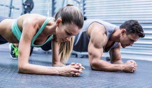 Challenge Family: Belinda Granger's Core Workout