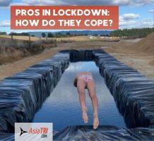 Pros in Lockdown