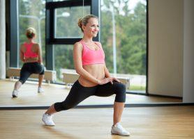 Challenge Family: Dynamic Lower Body Strength Session by Belinda Granger