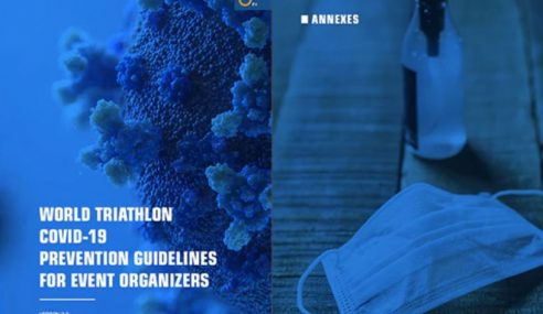 World Triathlon approves the COVID-19 Prevention Guidelines for Event Organizers