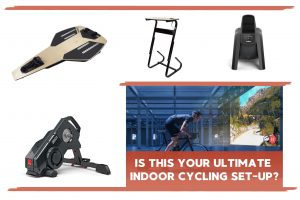 Is this your Ultimate Indoor Cycling Set-up?