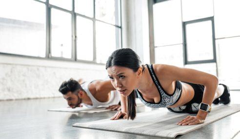 Upper Body Strength Workout-Belinda Granger