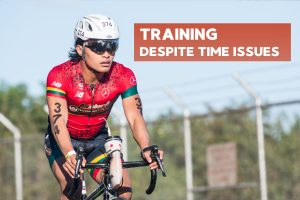 How to Train through Despite Time Issues