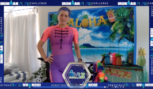 SKYE MOENCH (USA) AND ANDI BOECHERER (DEU) EARN VICTORIES DURING THE IRONMAN VR12 PRO CHALLENGE
