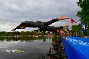 ITU: Highlights from the 2020 Hamburg Wasser World Triathlon