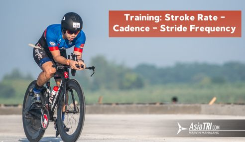 Training: Stroke Rate – Cadence – Stride Frequency