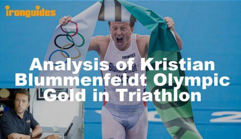 Ironguides: Analysis of Kristian Blummenfelt's Golden Victory at Tokyo Olympics