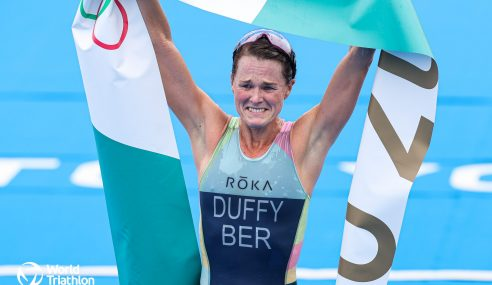 Tokyo Olympics: Flora Duffy Bags Bermudo's First-Ever Olympic Gold Medal