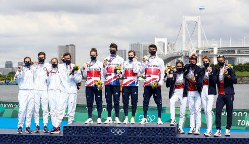 World Triathlon Gallery: Olympics Mixed Relay Triathlon